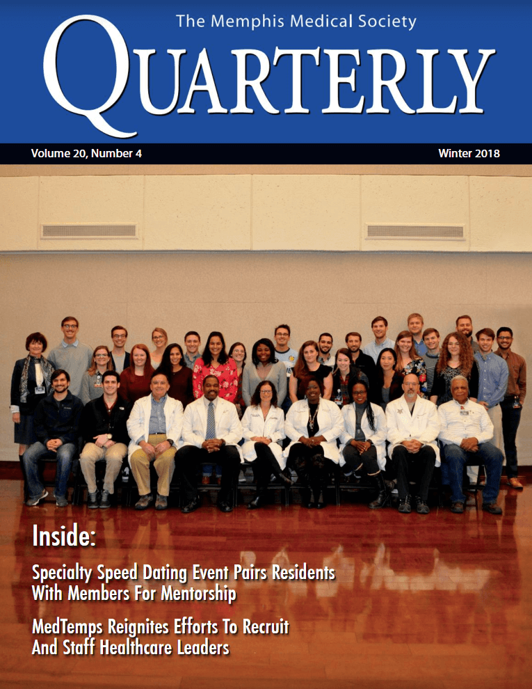 Quarterly Bulletin - Winter 2018